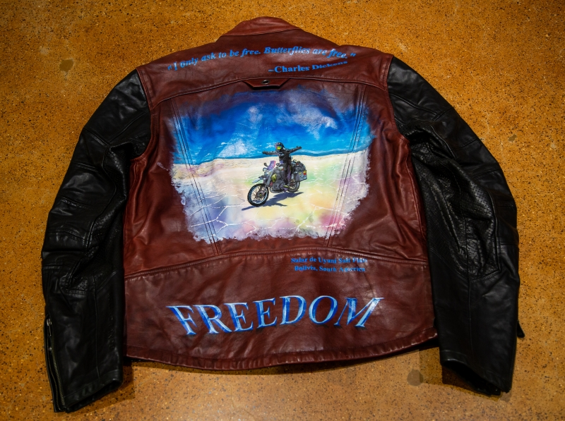 """""""Freedom"""" Jacket"""