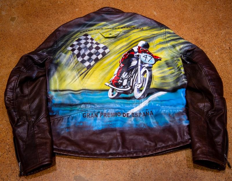 """Grand Prix"" Jacket"