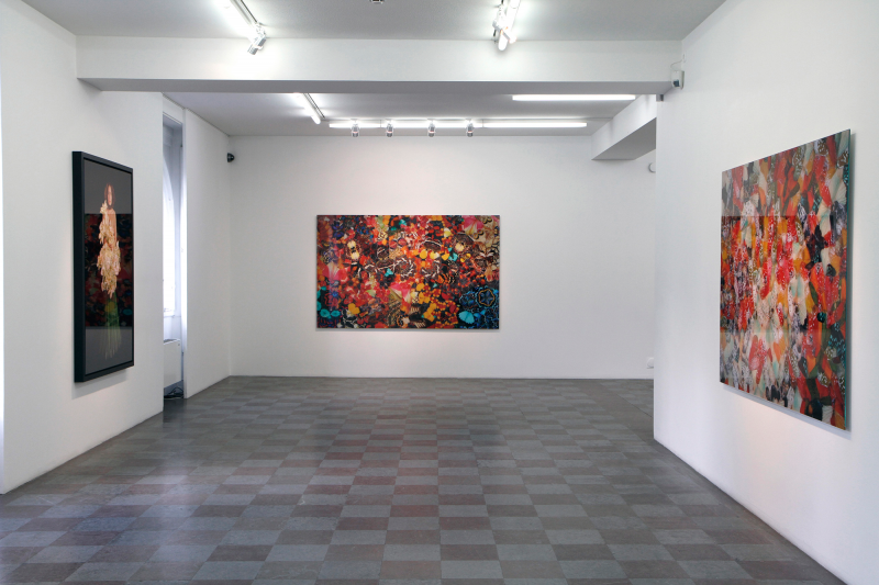 Installation Shot, Requiem, 2012