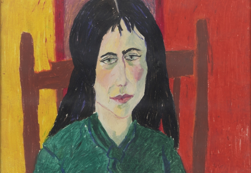Marcia Marcus   Mimi Gross: Double Portrait
