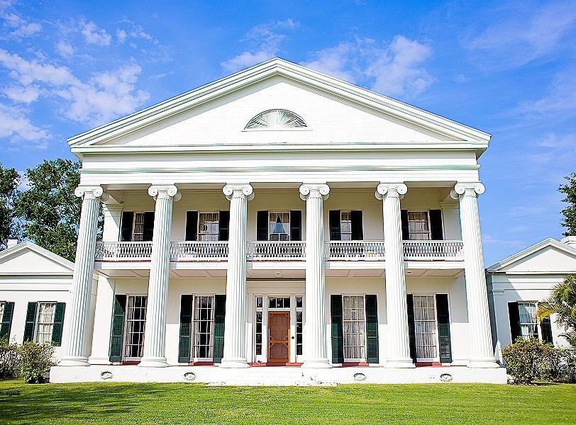 Madewood Plantation House, 1846, Napoleonville, Louisiana