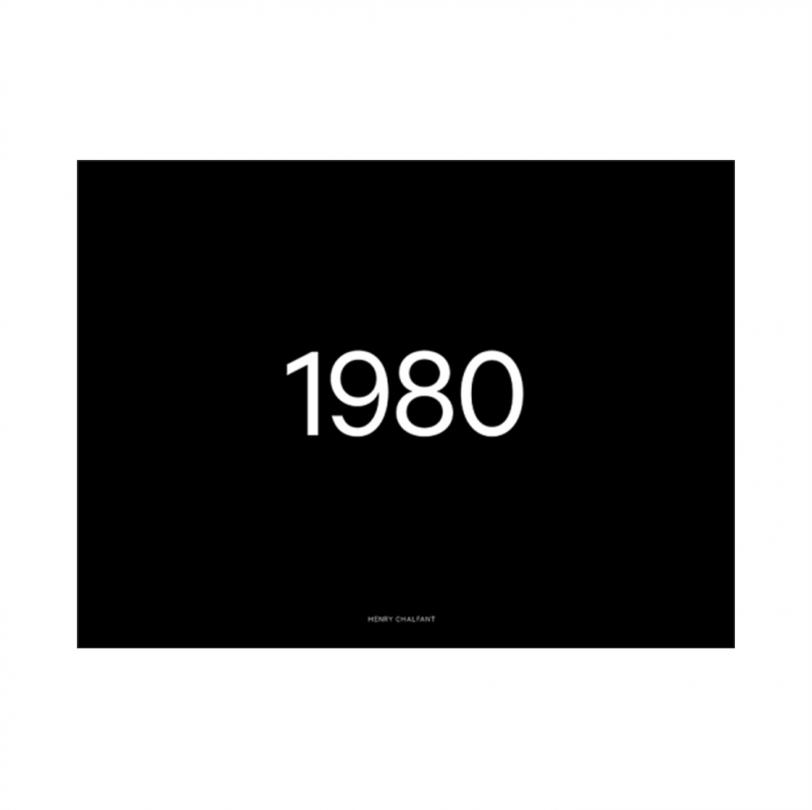 Henry Chalfant: 1980