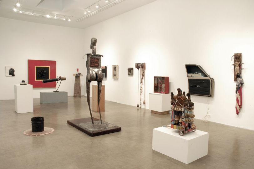 L.A. Object and David Hammons Body Prints