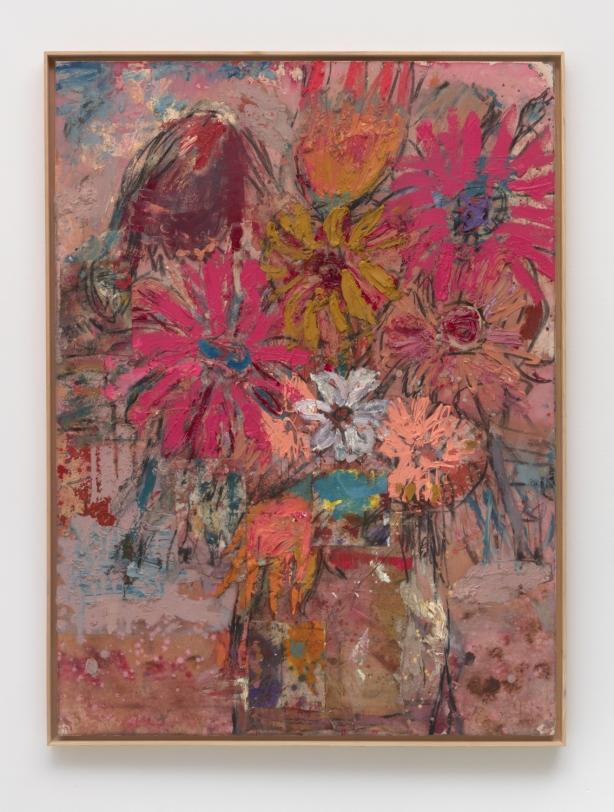 Daniel Crews-Chubb Flowers (Rococo), 2020