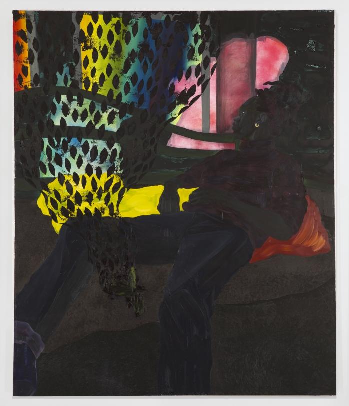 Dominic Chambers, Born at Night (okokon), 2019