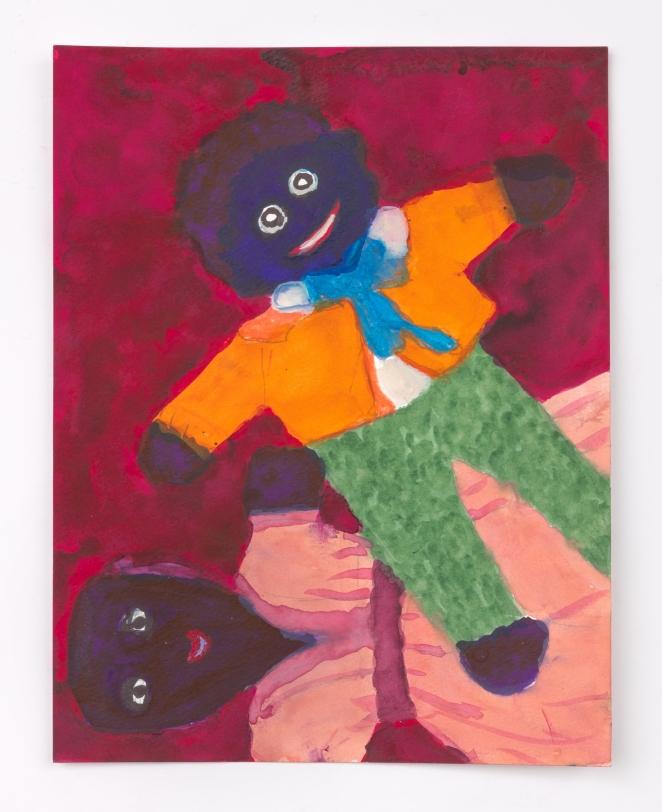 Betye Saar Male and Female Doll, 2020