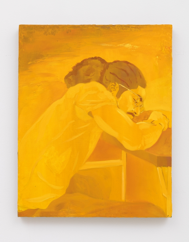 Dominic Chambers, Untitled (Gabriel Study), 2021