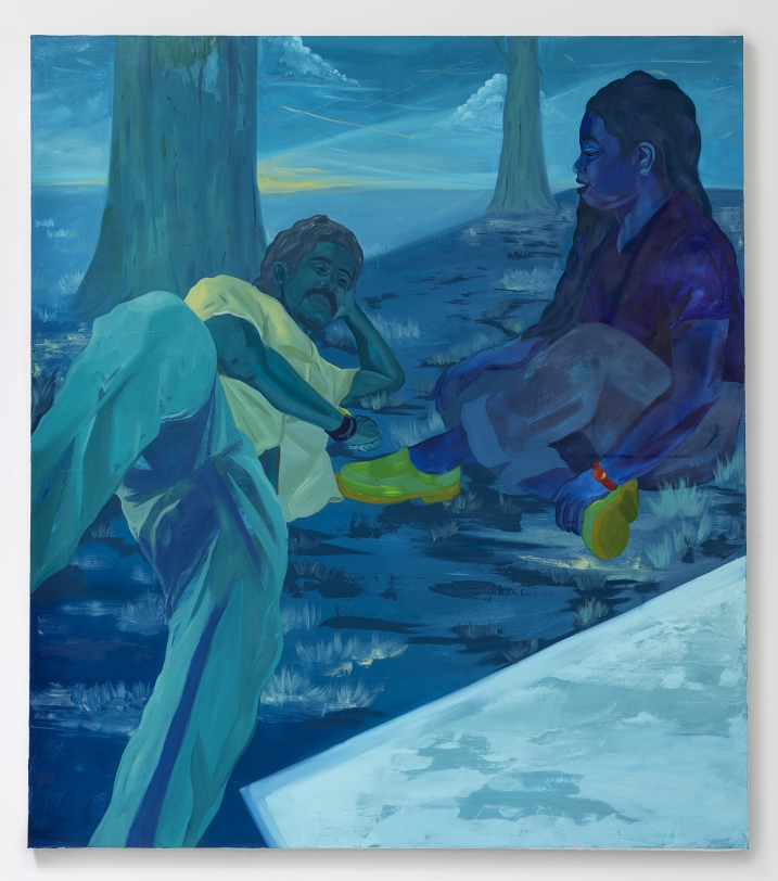 Dominic Chambers, Summers not as long as it used to be, 2019