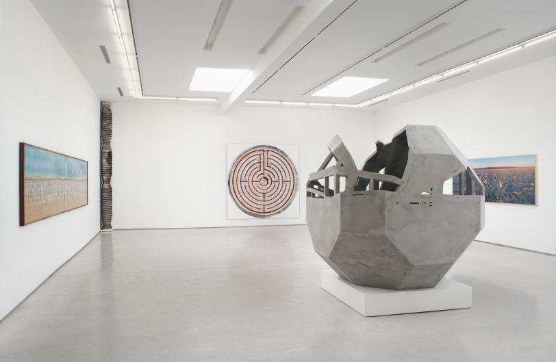Gregory Michael Hernandez Angelus Installation View