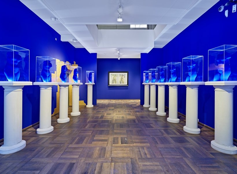 Yves Klein - The Venus Project