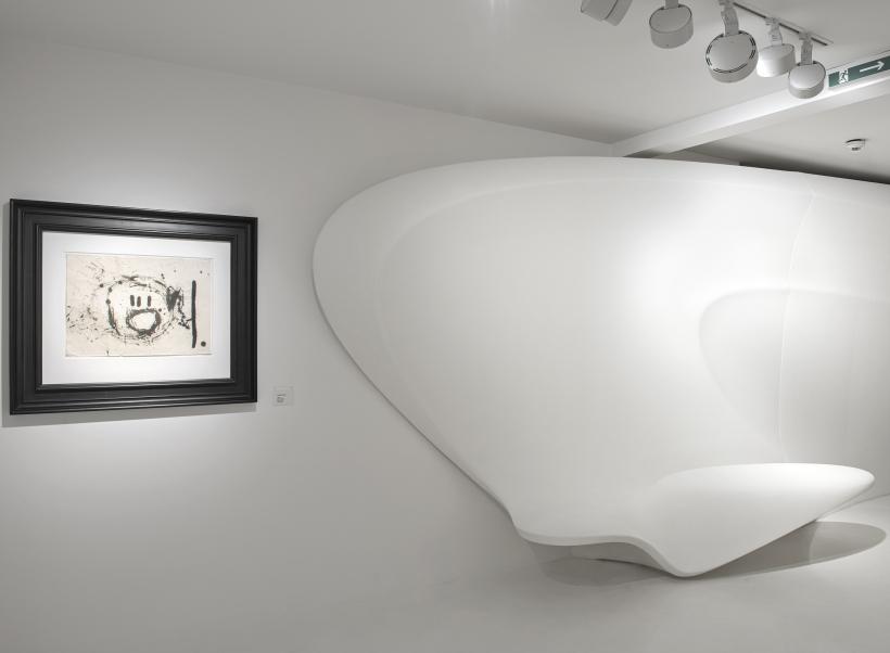 Joan Miró –La Peinture au Défi
