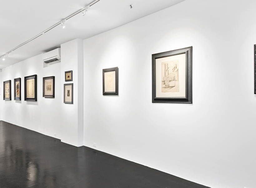 Drawing Inspiration -  A Century of Works on Paper
