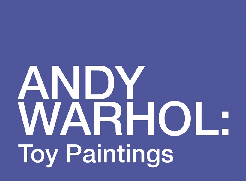 Andy Warhol: Toy Paintings