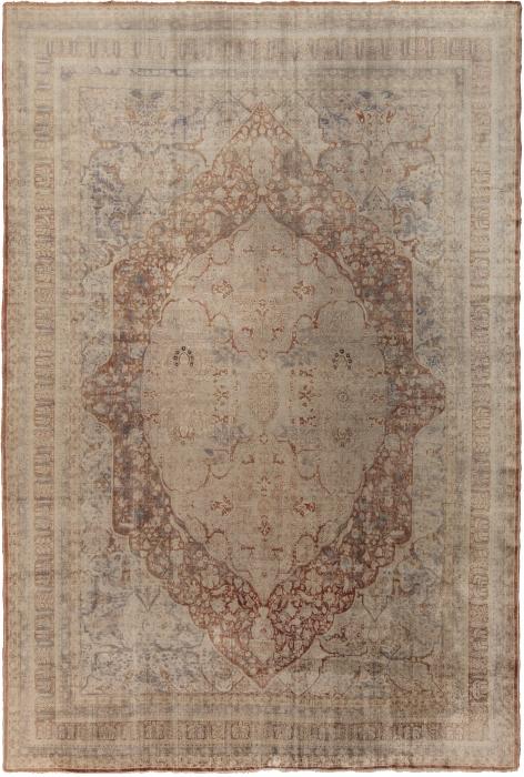 Silk Tabriz