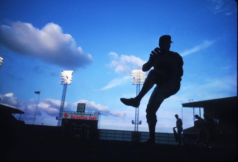 Walter Iooss, Jr. -  Connie Mack Stadium, Philadelphia, PA, 1969