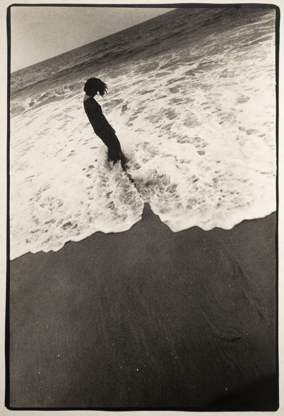 Adger Cowans ; Untitled, c. 1975 Gelatin silver print flush-mounted to board, printed c. 1975 ; Bruce Silverstein Gallery