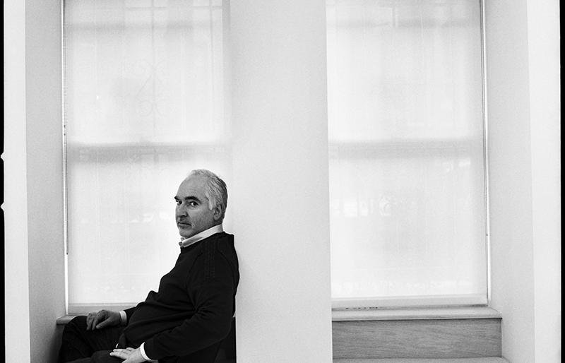 Gallerist Franklin Parrasch on a Changing Art World