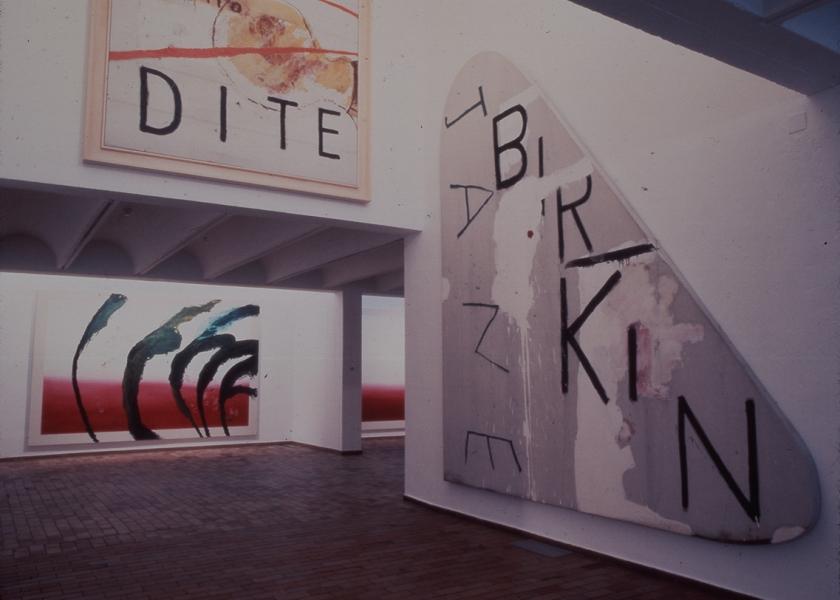 Fundacio Joan Miro, Barcelona, 1995