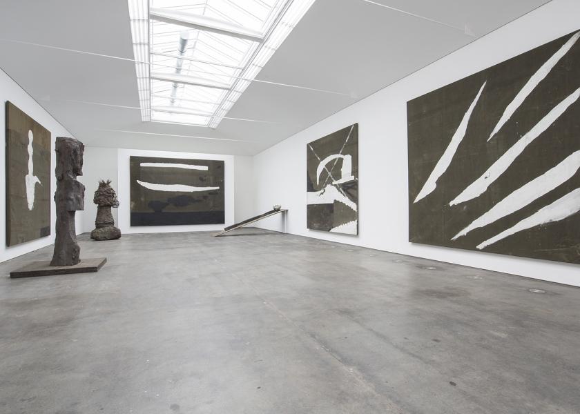 Hall Art Foundation, Schloss Derneburg, 2017