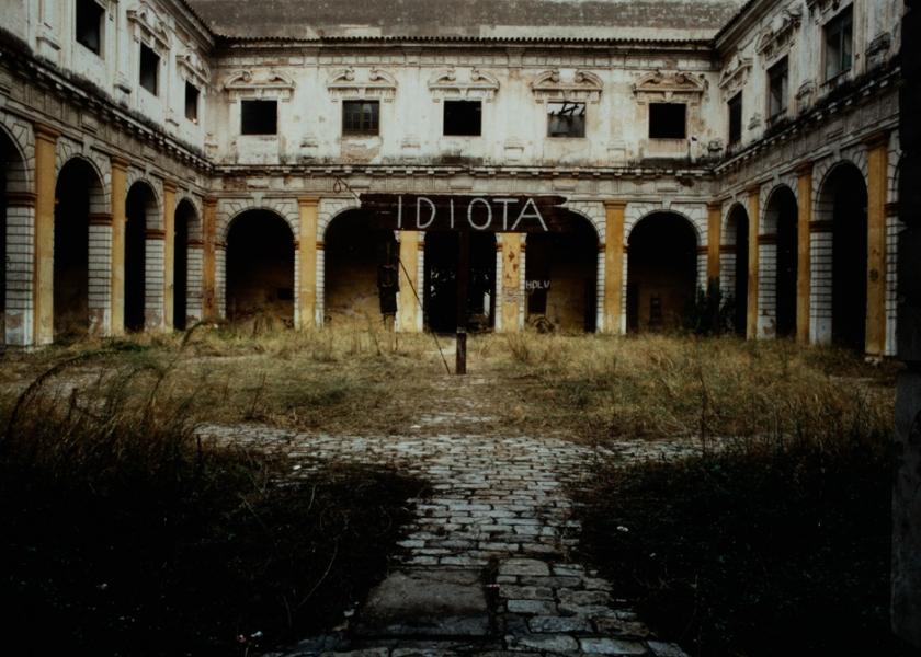 Cuartel del Carmen, Seville, 1988