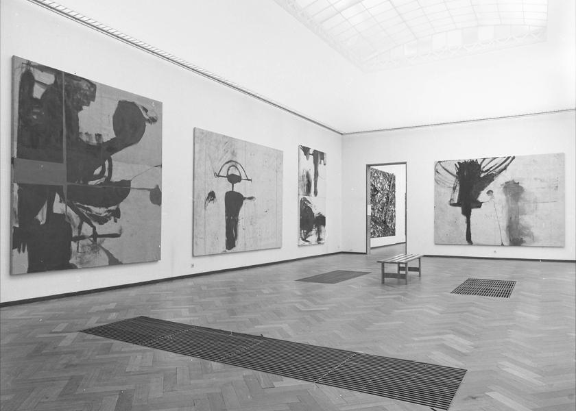 Stedelijk Museum, Amsterdam, 1982