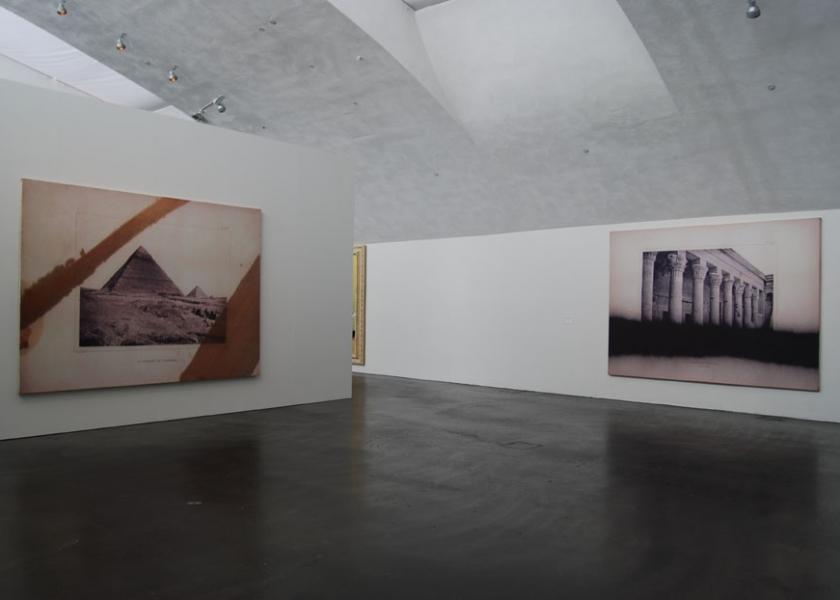 The Conscious Gaze of Frightened Young Nuns, Contemporary Art Museum Kiasma, Helsinki, 2008