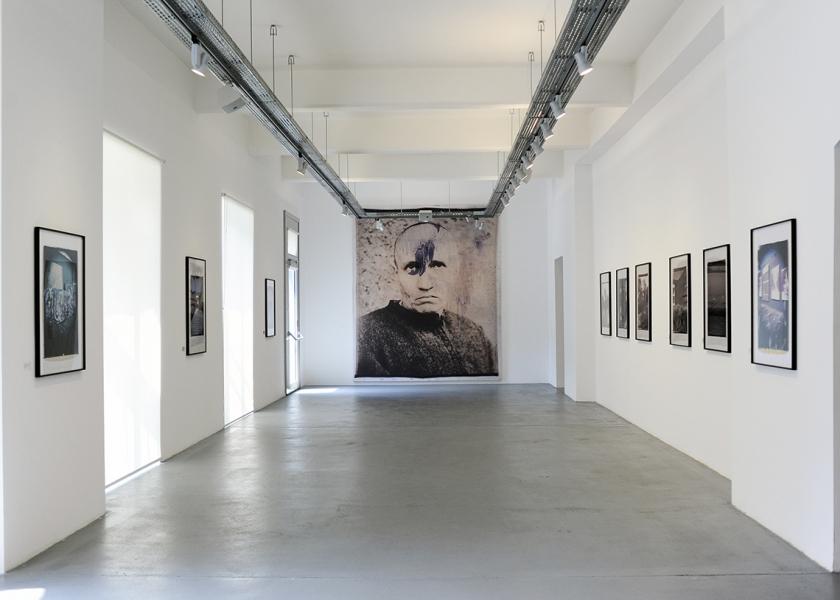 Polaroids, OstLicht Gallery, Vienna, 2018