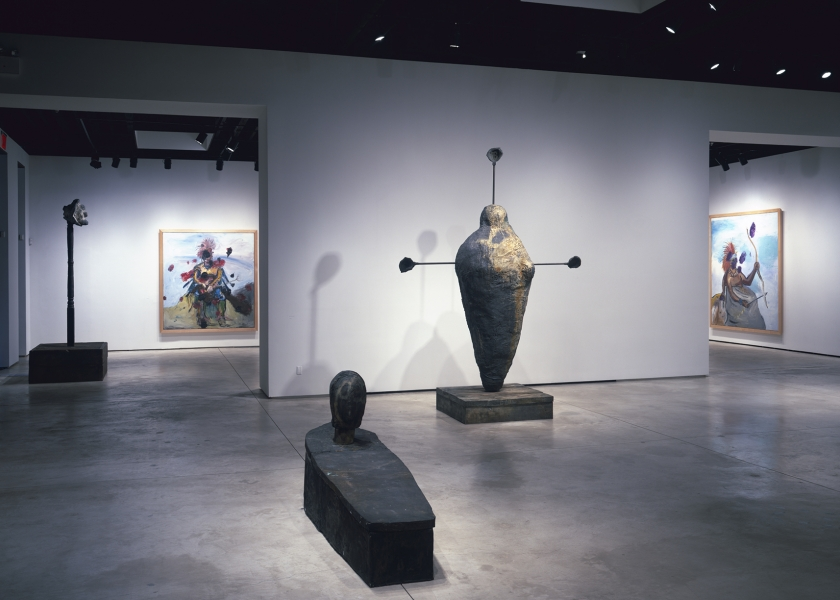Pace Gallery, New York City, 2003