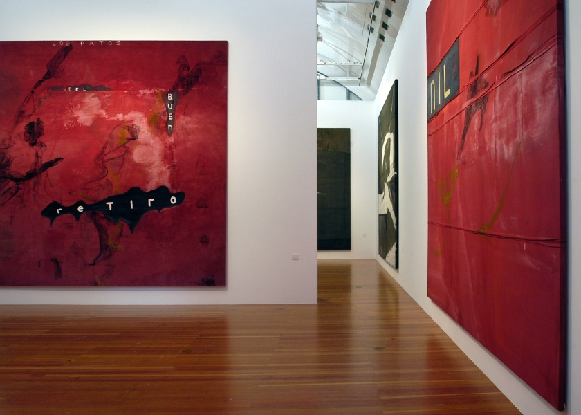 Paintings: 1978-2003, Schirn Kunsthalle, Frankfurt, 2004