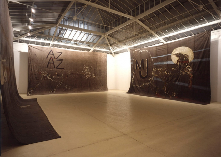 Mexico Paintings, Galerie Yvon Lambert, Paris, 1987