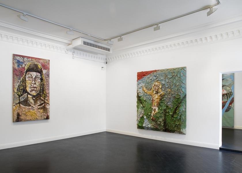 Galerie Forsblom, Helsinki, 2008