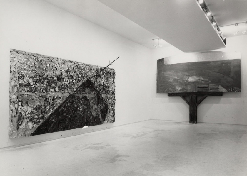 Mary Boone Gallery, New York, 1982