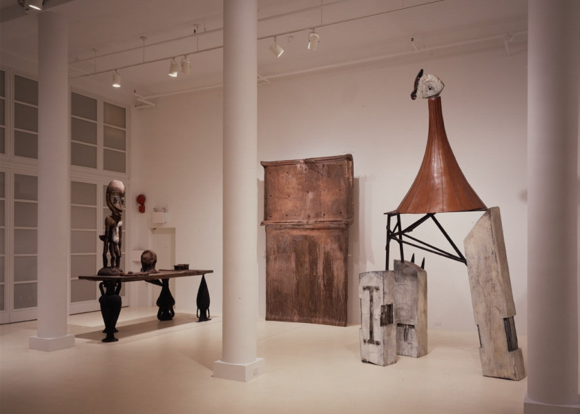 Sculpture, Pace Gallery, New York, 1990
