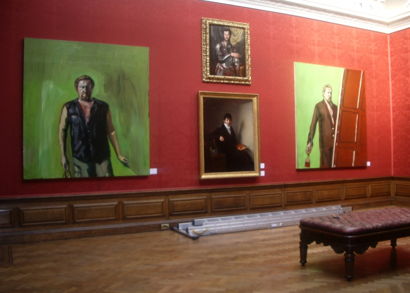 In the Company of Old Masters, Colnaghi Gallery, London, 2005