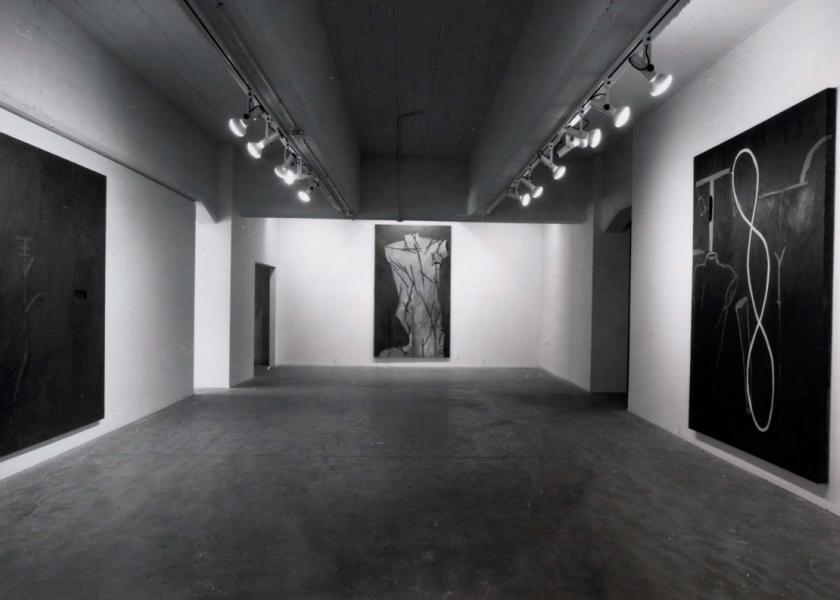 Daniel Weinberg Gallery, San Francisco, 1979