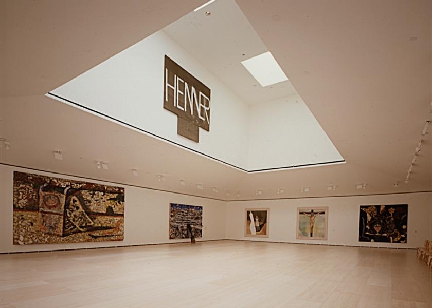 Guggenheim Museum, Bilbao, 1997