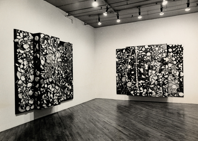 Mary Boone Gallery, New York, 1979