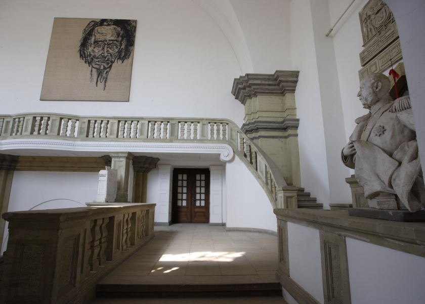 Versions of Chuck and Other Works, Schloss Derneburg, Derneburg, 2007