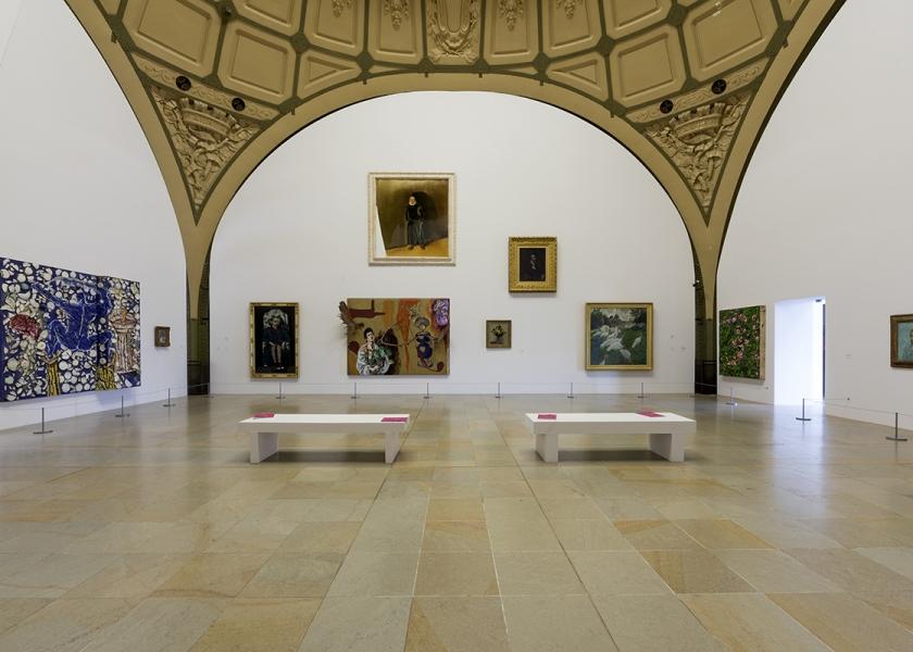 Orsay vu par Julian Schnabel, Musée d'Orsay, Paris, 2018
