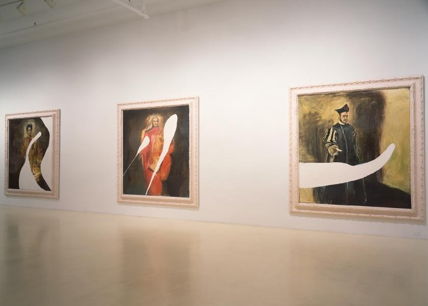 Portrait Paintings, PaceWildenstein, New York, 1997