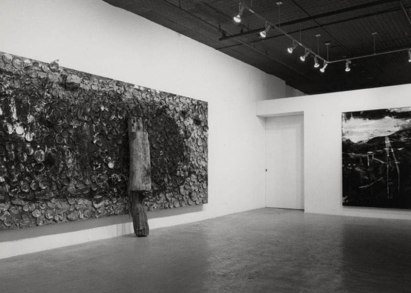 Leo Castelli Gallery, New York, 1983