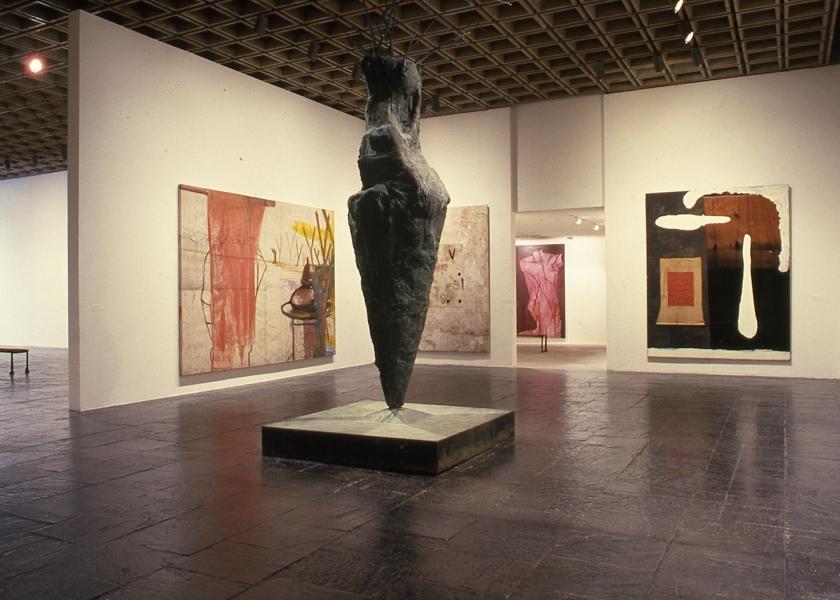 Whitney Museum of American Art, New York, 1987