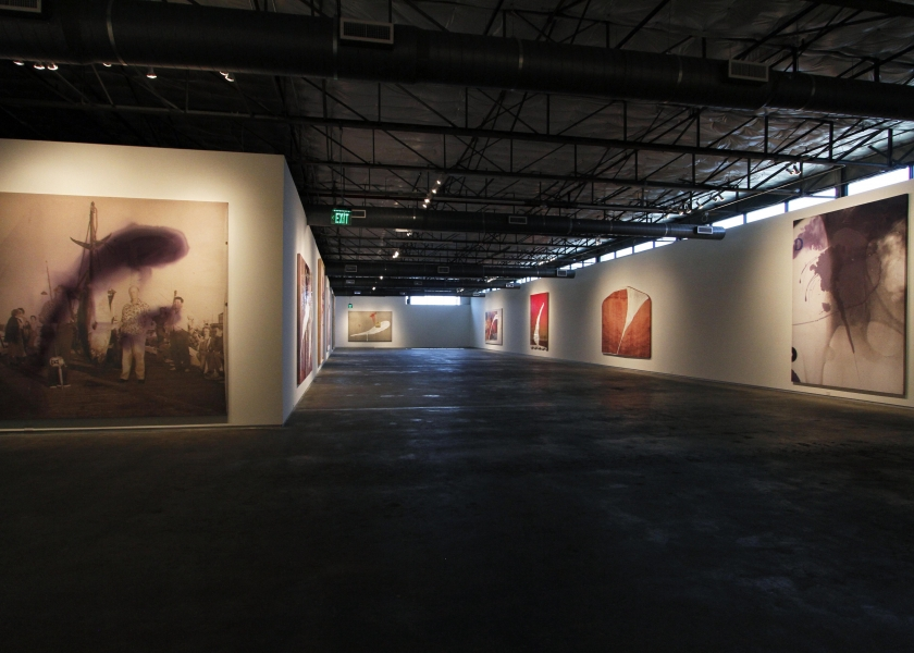 Puffy Clouds and Strong Cocktails: 15 Paintings Over The Last Decade, Dallas Contemporary, Dallas, 2014