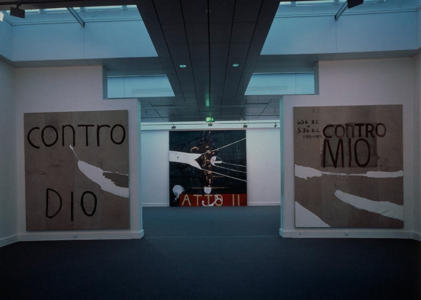 Museo D'Arte Contemporanea, Prato, 1989