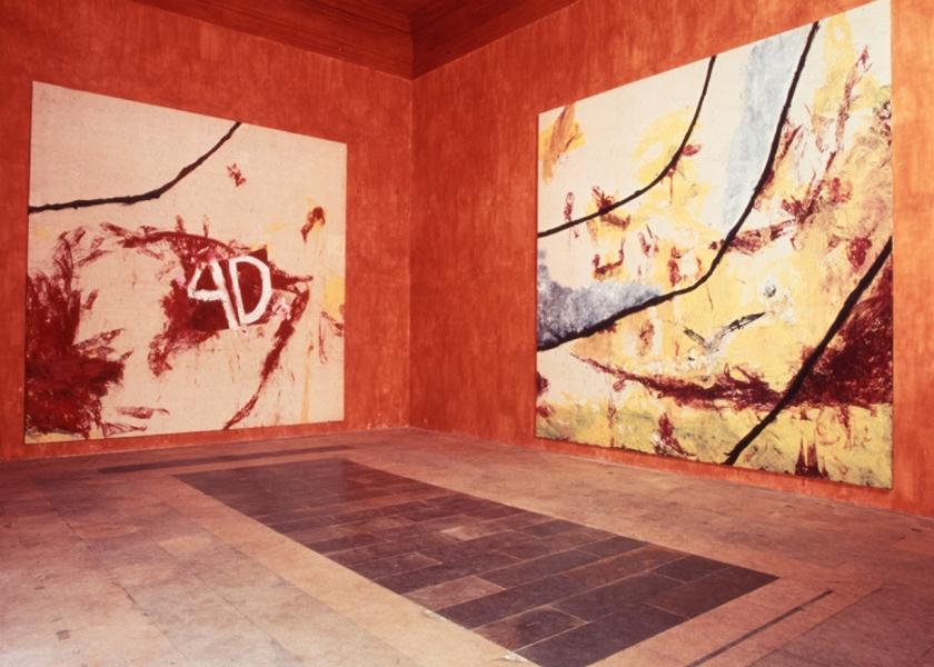 Maison Carre, Musee d'Art Contemporain, Nimes, 1990