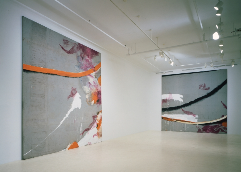 The End of the Summer, The Pace Gallery, New York, 1992