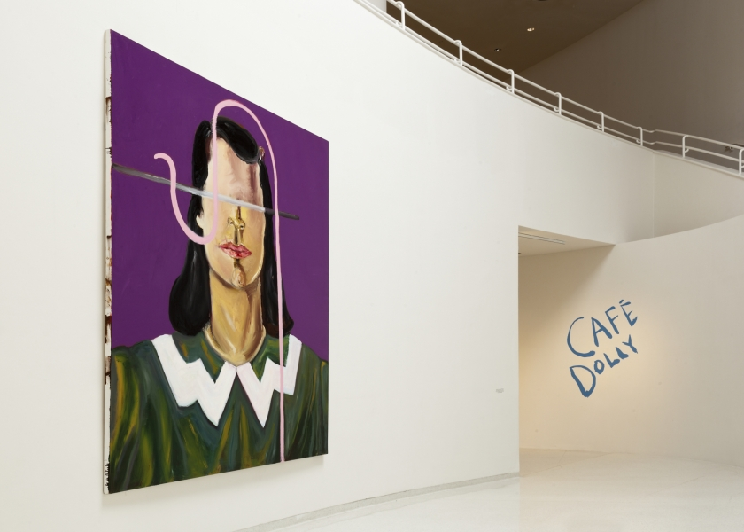 Café Dolly: Picabia, Schnabel, Willumsen, NSU Museum of Art, Fort Lauderdale, 2015