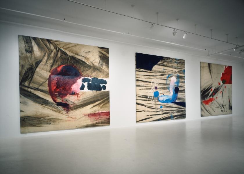 Hurricane Bob, The Pace Gallery, New York, 1992