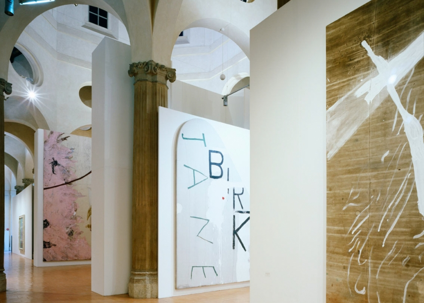 Paintings 1976-2006, Rotonda della Bessana, Milan, 2007