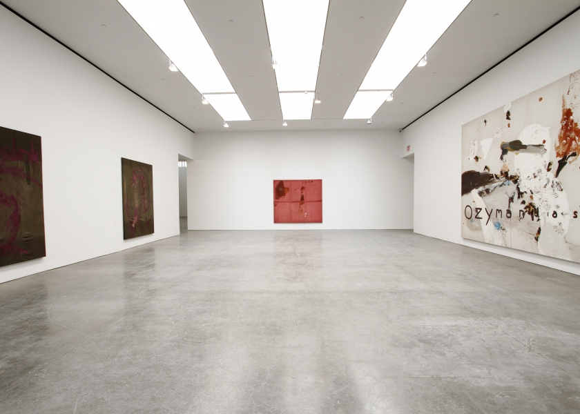 View of the Dawn in the Tropics: Paintings 1989–1990, Gagosian Gallery, New York, 2014